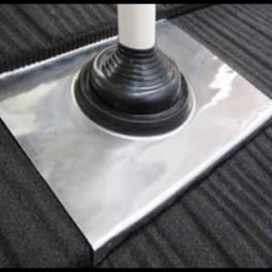 Aluminium Tile flashing
